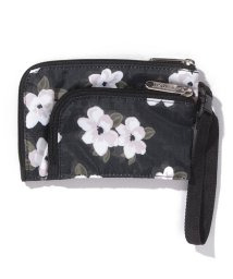 LeSportsac/CURVED COIN POUCH ニューポートフローラル/LS0022240