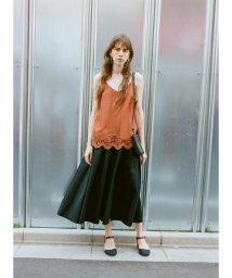 moussy/HW GATHER LONG スカート/502393476