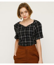 SLY/DRIES CHECK TOPS/502393484