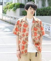 JOINT WORKS/レトロフラワーフレンチフロントシャツ◆/502393722