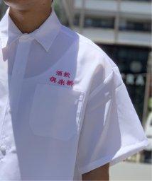 JOURNAL STANDARD relume Men's/CLUB SAKE NOMITAI 酒飲倶楽部  サケノミクラブ 半袖シャツ/502393854