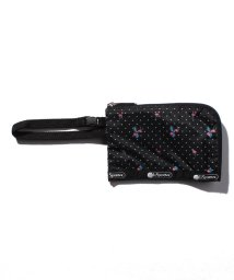 LeSportsac/CURVED COIN POUCH フラミンゴビーチ/LS0022230