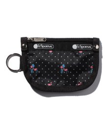 LeSportsac/KEY COIN POUCH フラミンゴビーチ/LS0022237