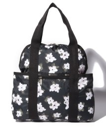 LeSportsac/DOUBLE TROUBLE BACKPACK ニューポートフローラル/LS0022241