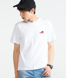 WEGO/コンバースワンポイントシューズ刺繍Tシャツ(S)/502083795