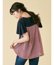 dazzlin/バックフレアTシャツ/502323742