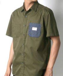 MARUKAWA/【スミスアメリカン】ツイル刺繍ワークシャツ/502367548