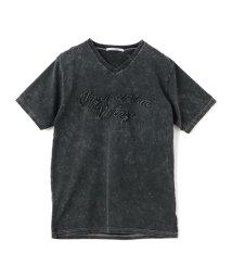 RATTLE TRAP/刺繍Tシャツ/502376184
