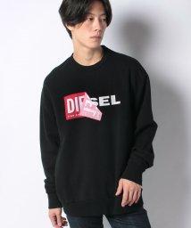 DIESEL/DIESEL(apparel) 00S8WC 0IAEG 900 SWEATSHIRTS/502381098