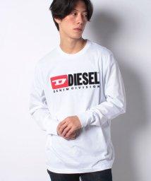 DIESEL/DIESEL(apparel) 00SLJY 0CATJ 100 LS T-SHIRT/502381104