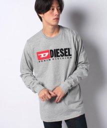 DIESEL/DIESEL(apparel) 00SLJY 0CATJ 912 LS T-SHIRT/502381106