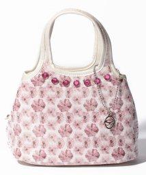 SAVOY/花柄スパンコールハンドバッグ/502389121
