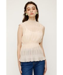 SLY/SHIRRING FLARE TOPS/502395411