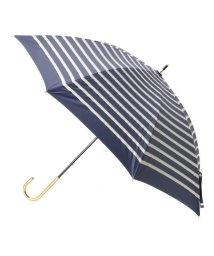 grove/遮光遮熱ロープボーダーパラソル(長傘)/502396011