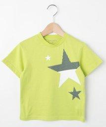 THE SHOP TK(KID)/【100~150cm】星グラフィックTシャツ/502397478