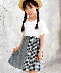 子供服Bee/パッチワークワンピース/502397562