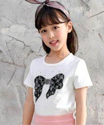 子供服Bee/レースリボンTシャツ/502397578