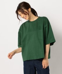 FREDY&GLOSTER/【CAMBER/キャンバー】MAX WEIGHT CUT POCKET Tシャツ/502390248