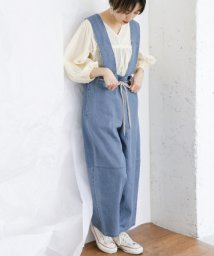 URBAN RESEARCH OUTLET/【KBF】麻デニム2WAYサロペット/502391287