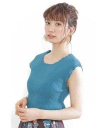 PROPORTION BODY DRESSING/◆前後2Wayかぎ針スカラニット/502399273