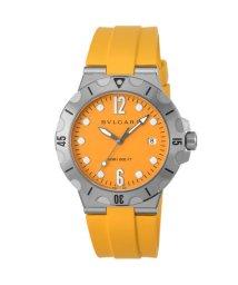 BVLGARI/ブルガリ 腕時計 DP41C10SVSD/502400435