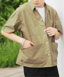 JOURNAL STANDARD relume Men's/UTILITY POCKETシャツ/502401951