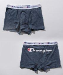 MARUKAWA/【Champion】チャンピオン スプリクトロゴボクサーブリーフ/502354970