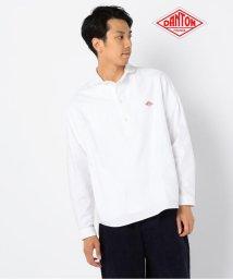 GLOSTER/【DANTON/ダントン】丸襟OXシャツ #JD-3568/502373674