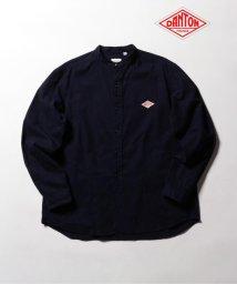 GLOSTER/【DANTON/ダントン】バンドカラーシャツ #JD-3607/502373677