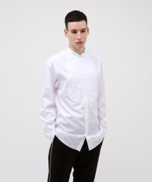 GUILD PRIME MENS/【予約販売】【Education from Youngmachines】ウィングカラー シャツ/502397541