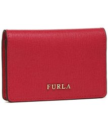 FURLA/フルラ 名刺入れ レディース FURLA 903652 PS04 B30 RUB レッド/502401500