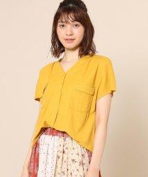 SHOO・LA・RUE Cutie Blonde/【接触冷感/洗える】両ポケットプルオーバー/502404770