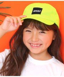 ANAP KIDS/ネオンカラーボックスロゴキャップ/502390278