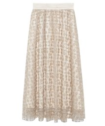Lily Brown/フラワー刺繍スカート/502409049