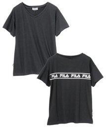 Ranan/<FILA>プリントTシャツ        /502271976