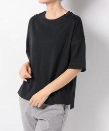 arm in arm/カジュアルコットンTシャツ/502397858