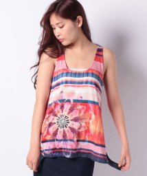 Desigual/KNIT T-SHIRT SLEEVELESS/502404176