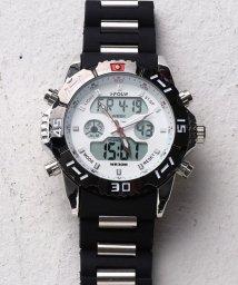 SP/【HPFS】アナデジ アナログ&デジタル腕時計 HPFS1510 メンズ腕時計 デジアナ/502405091