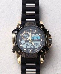 SP/【HPFS】アナデジ アナログ&デジタル腕時計 HPFS612 メンズ腕時計 デジアナ/502405093