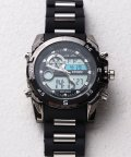 SP/【HPFS】アナデジ アナログ&デジタル腕時計 HPFS615 メンズ腕時計 デジアナ/502405094
