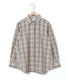 coen/2WAYカシュクールシャツ/502408486