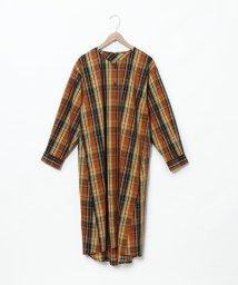 coen/チェックピケワンピース/502408508