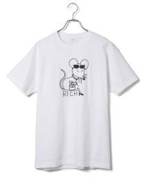 JUNRed/【Ken Kagami × JUNRed】コラボT-Shirt/502410724