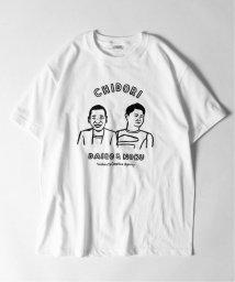 "JOURNAL STANDARD relume Men's/《追加》""CHIDORI"" NAIJEL GRAPH×relume / 千鳥コラボ ポートレートTシャツ/502411046"
