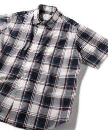 SHIPS MEN/SU:【HEAVENLY COTTON】ボックス チェック ショートスリーブシャツ/502411048