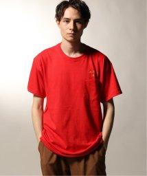 JOURNAL STANDARD relume Men's/CLUB SAKE NOMITAI 酒飲倶楽部  ノミスギチュウイ Pocket Tシャツ/502411049