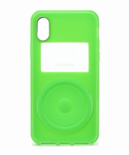 JOURNAL STANDARD(ジャーナルスタンダード)/【NaNa-NaNa/ナナナナ】NOT A MUSIC PLAYER XS:iPhoneケース/19090410003310