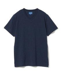 BEAMS MEN/BEAMS / スタンダード Vネック Tシャツ/502350384