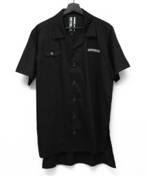 SWITCHBLADE/EMBROIDERY SHORT SLEEVE SHIRT/502356289