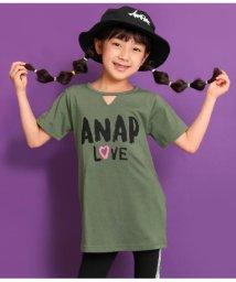 ANAP KIDS/フロントカットアウトチュニック/502390279